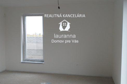 2Trojizbovy byt v stvorbytovke prizemie Dunajska Streda