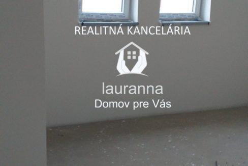 3Trojizbovy byt v stvorbytovke prizemie Dunajska Streda